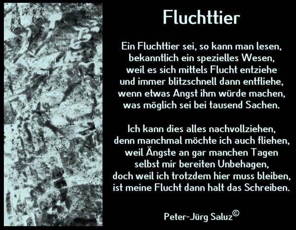 Fluchttier