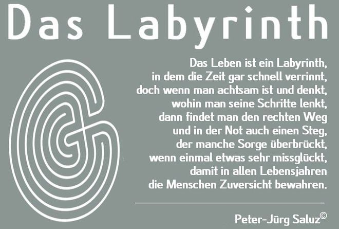 Saluz Das Labyrinth