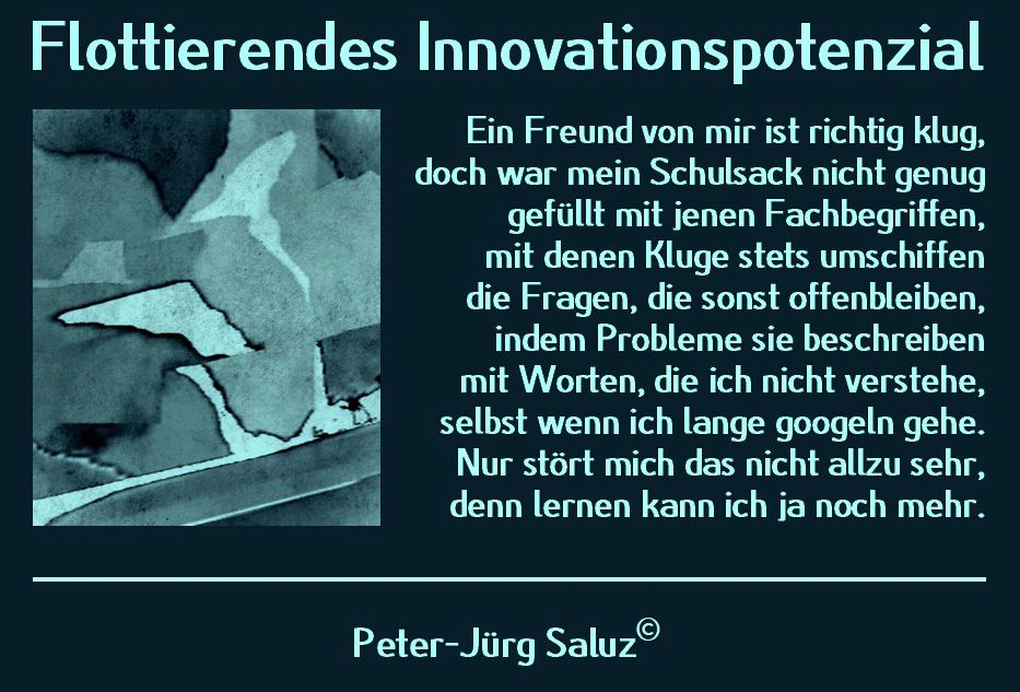 Saluz Flottierendes Innovationspotenzial