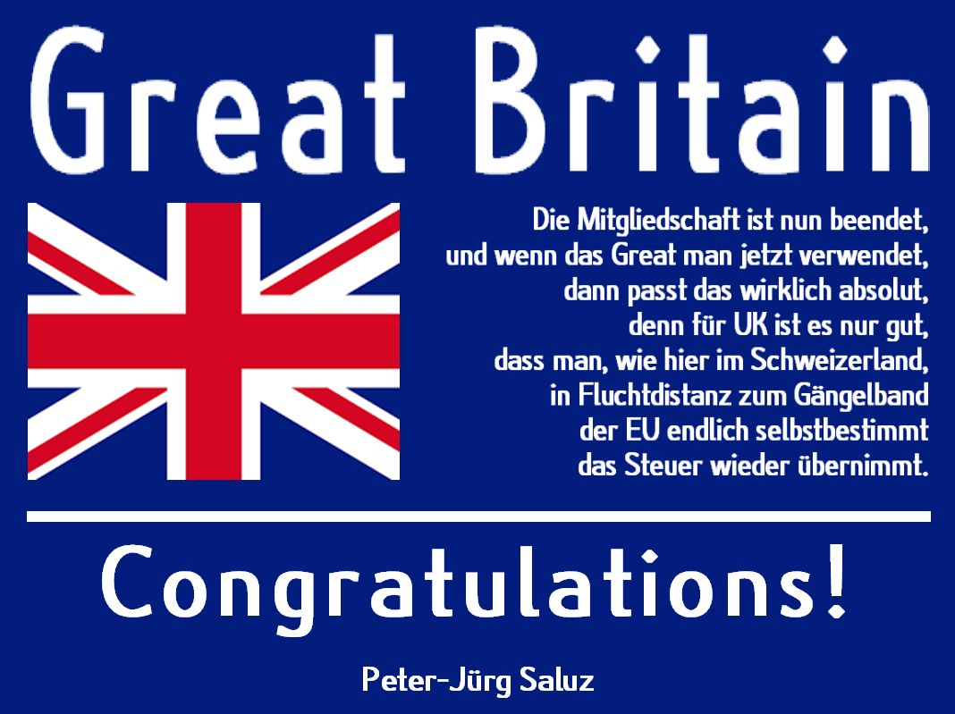 Saluz Great Britain